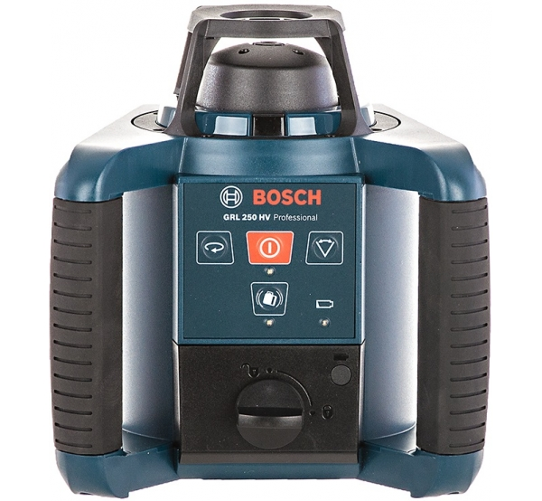 Ротационный нивелир Bosch GRL 250 HV (0601061600)