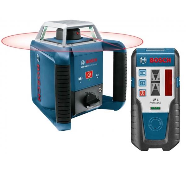 Ротационный нивелир Bosch GRL 400 H (0601061800)