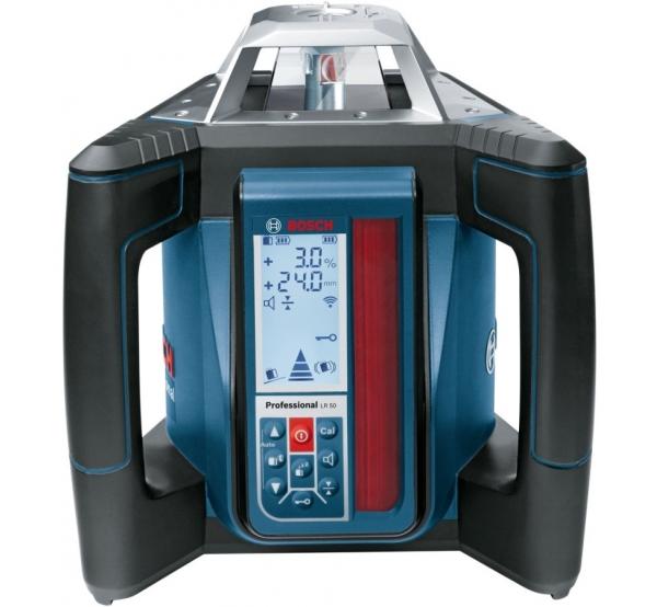 Ротационный нивелир Bosch GRL 500 H + LR 50 (0601061A00)