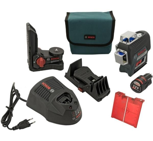 Лазерный нивелир Bosch GLL 3-80 C (0601063R02)