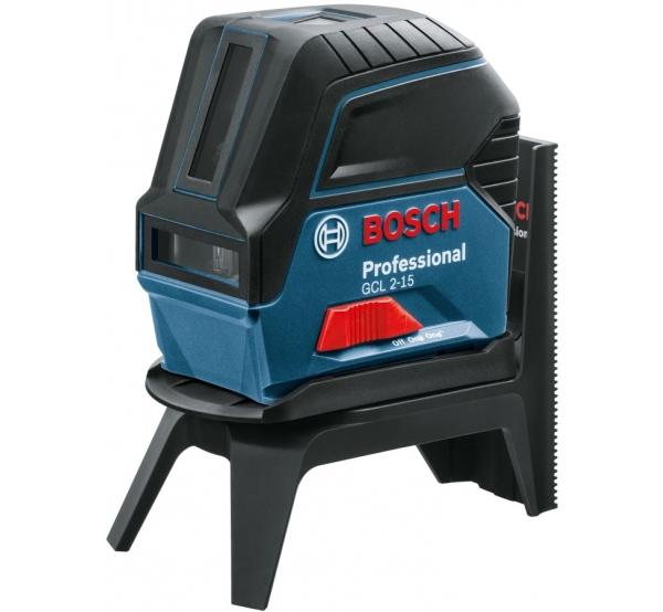 Лазерный нивелир Bosch GCL 2-15 (0601066E02)