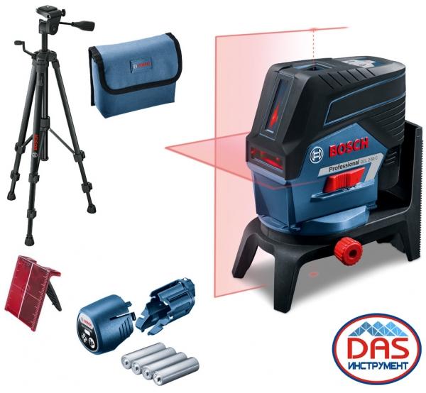 Лазерный нивелир Bosch GCL 2-50 C (0601066G02)
