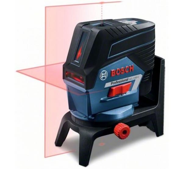 Лазерный нивелир Bosch GCL 2-50 C (0601066G04)