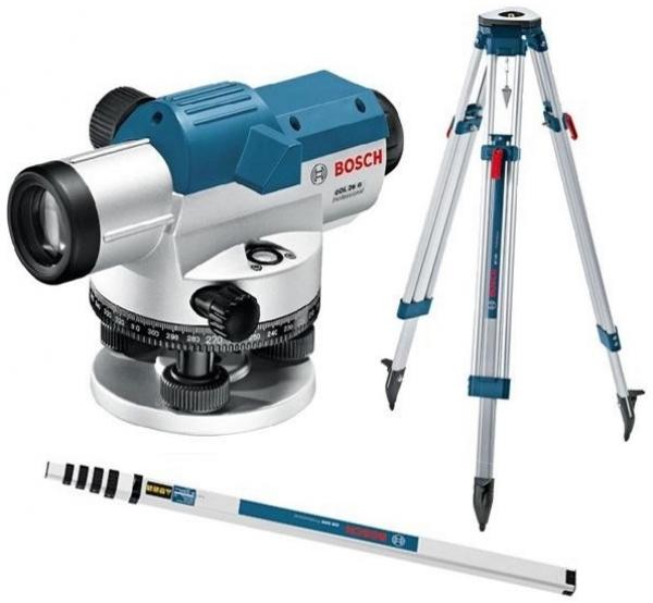 Оптический нивелир Bosch GOL 26 D (0601068002)