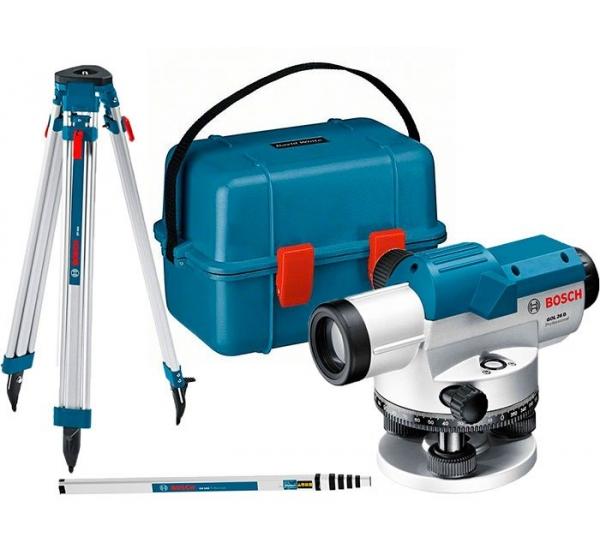 Оптический нивелир Bosch GOL 20 D (0601068402)
