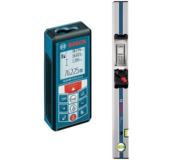 Дальномер лазерный Bosch GLM 80 (0601072301)