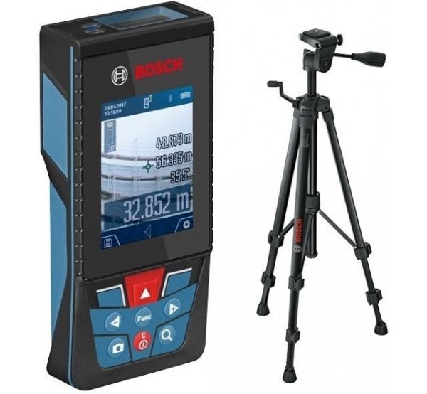Дальномер лазерный Bosch GLM 120 C (0601072F01)