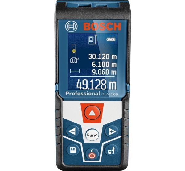 Дальномер лазерный Bosch GLM 500 (0601072H00)