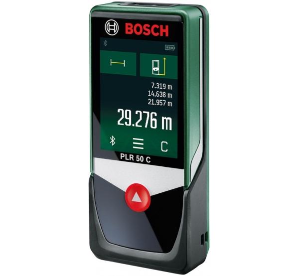 Дальномер лазерный Bosch PLR 50 C (0603672220)