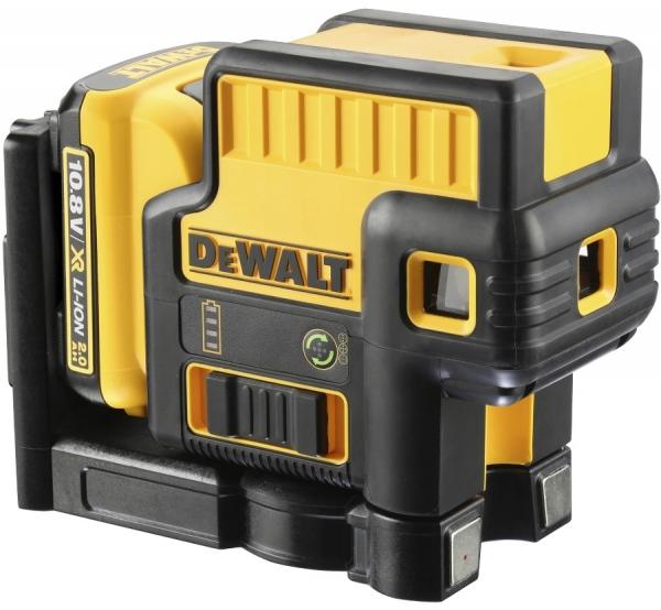 Лазерный нивелир DeWALT DCE085D1G