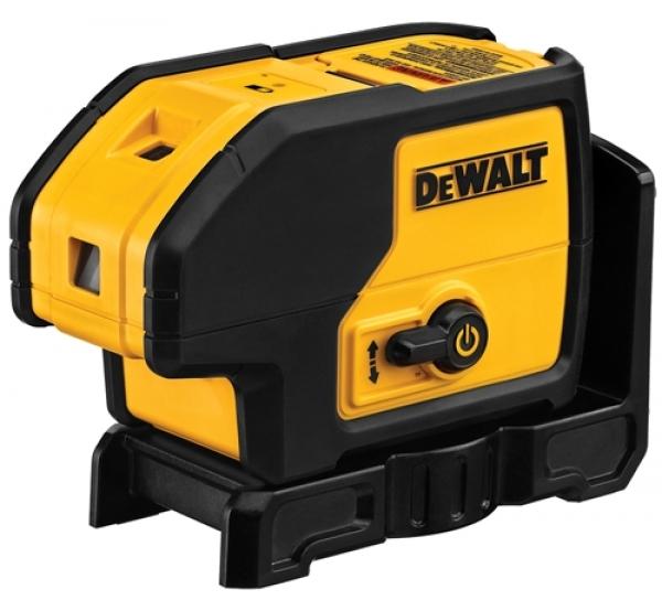 Лазерный нивелир DeWALT DW083K