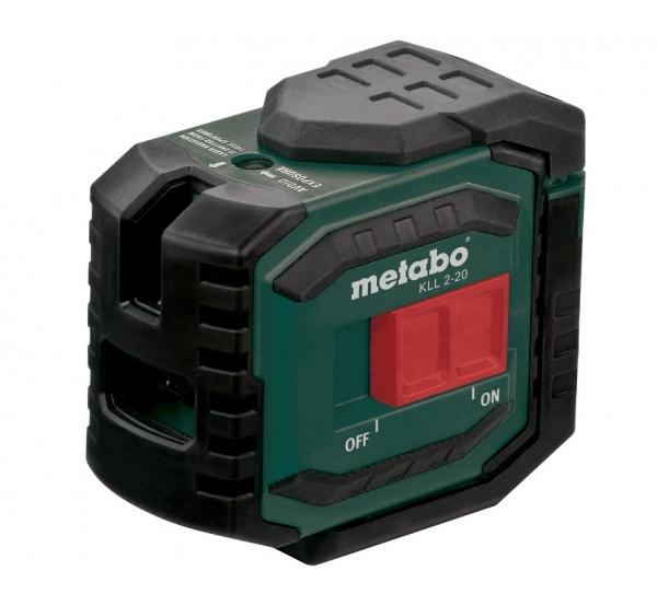 Лазерный нивелир Metabo KLL 2-20 (606166000)