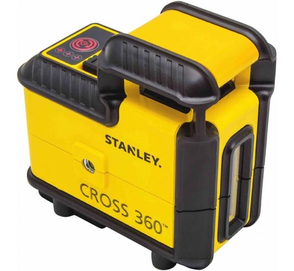 Лазерный нивелир Stanley Cross360 (STHT77504-1)