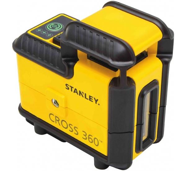 Лазерный нивелир Stanley Cross360 (STHT77594-1)