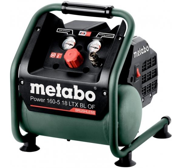 Компрессор Metabo Power 160-5 18 LTX BL OF (601521850)