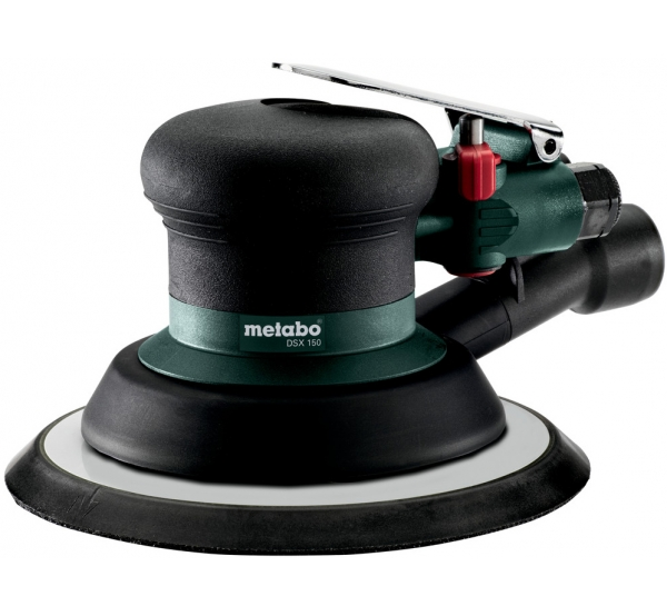 Пневматическая эксцентриковая шлифмашина Metabo DSX 150 (601558000)