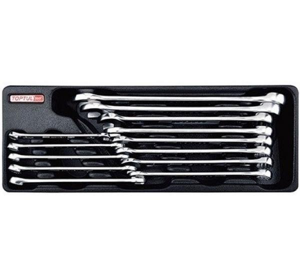 Набор ключей комбинированных, 8-24мм, 13шт, GAAT1303, Toptul