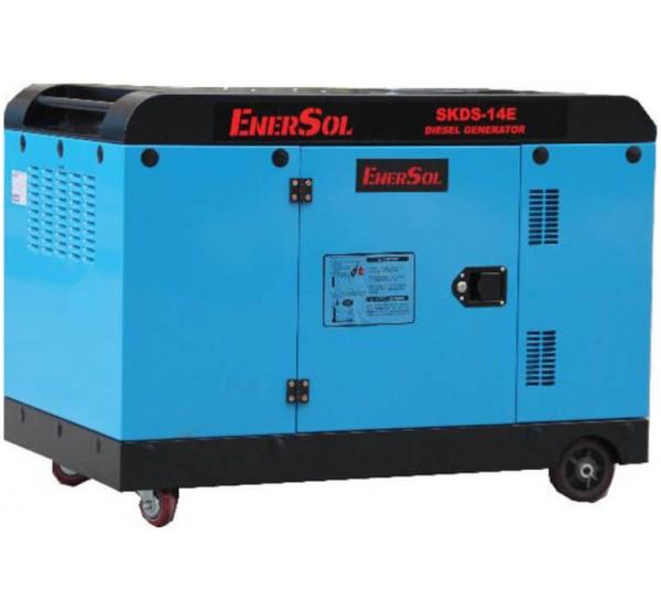 Генератор EnerSol SKDS-14E-3(B)