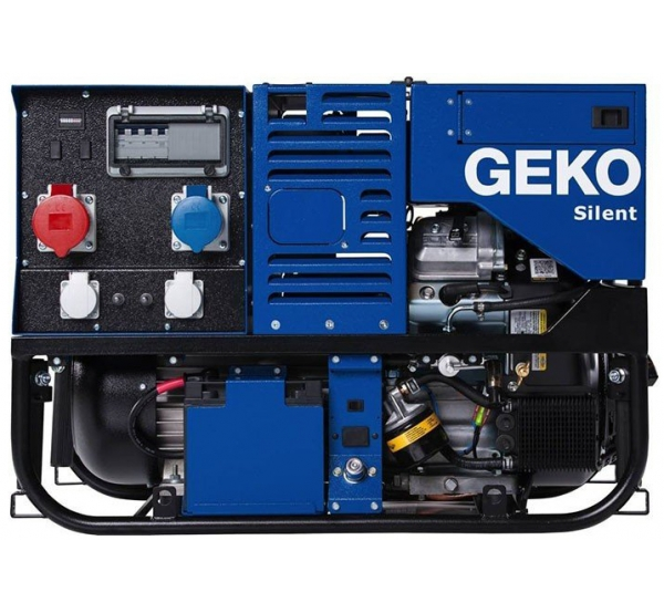 Генератор Geko 12000ED-S/SEBA S BLC