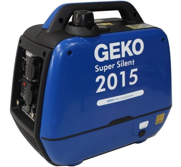 Генератор Geko 2015E-P/YHBA SS