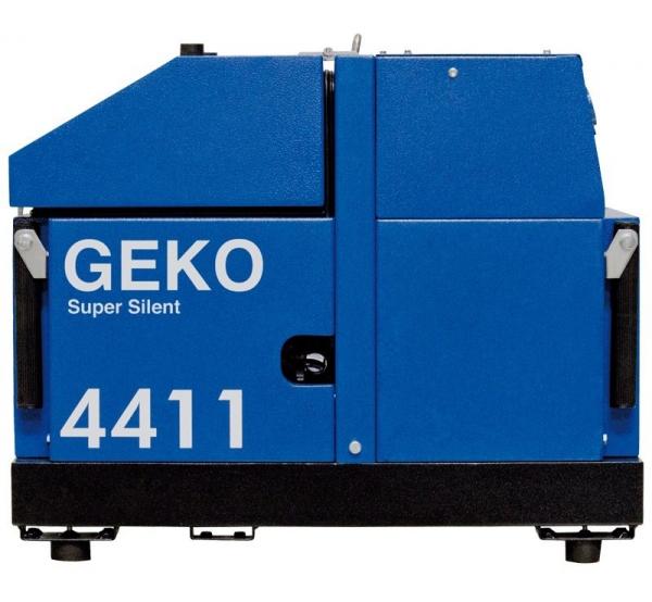 Генератор Geko 4411E-AA/HEBA SS