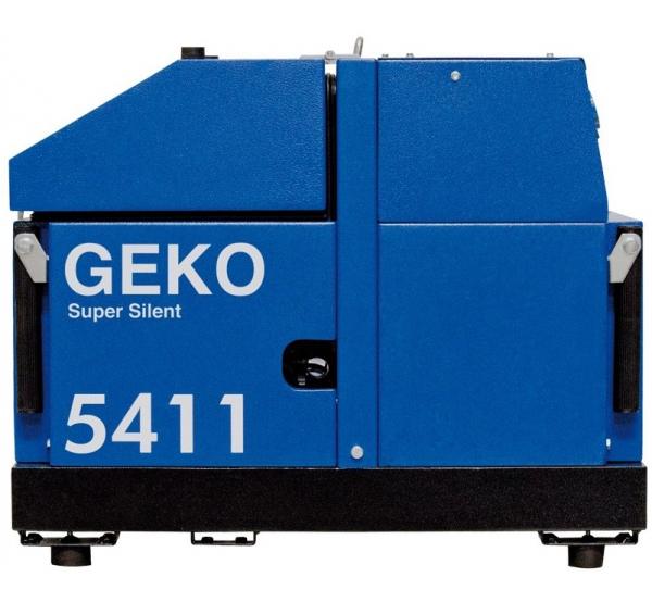 Генератор Geko 5411ED-AA/HEBA