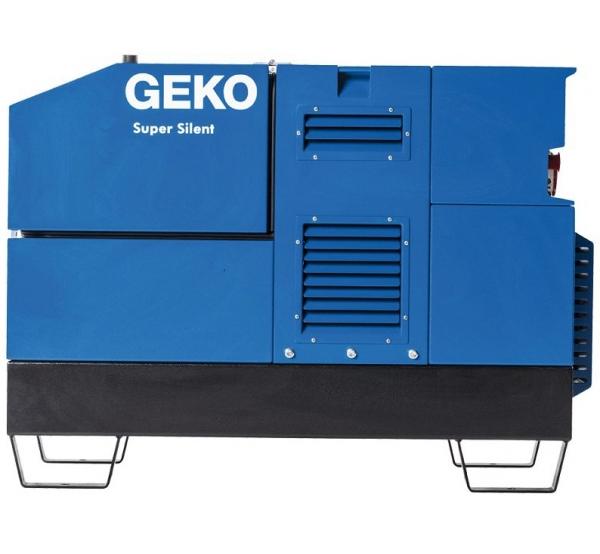 Генератор Geko 7810ED-S/ZEDA SS