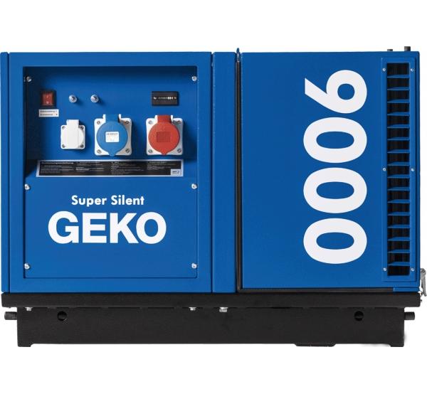 Генератор Geko 9000ED-AA/SEBA SS