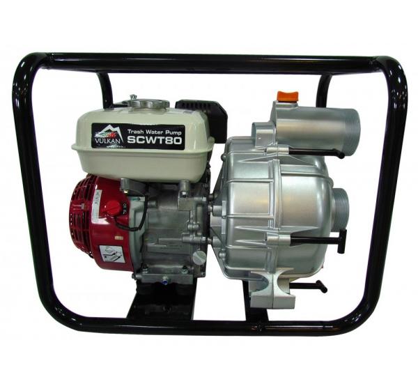 Мотопомпа Vulkan SCWT80H