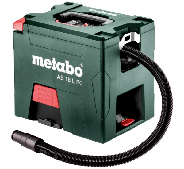 Промышленный пылесос Metabo AS 18 L PC (602021000)