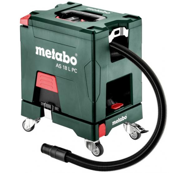 Промышленный пылесос Metabo AS 18 L PC (691060000)