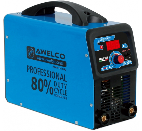 Аппарат сварочный инверторный Awelco PRO 250