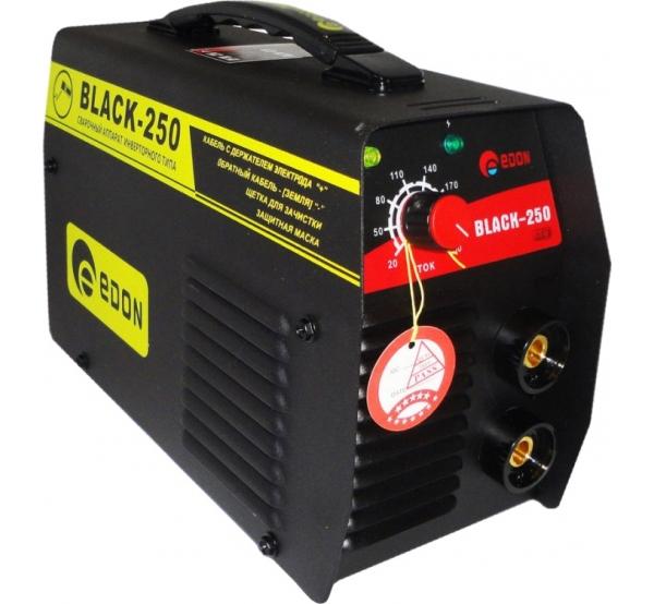Аппарат сварочный инверторный Edon BLACK-250