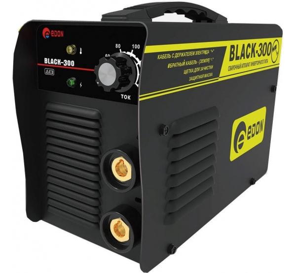 Аппарат сварочный инверторный Edon BLACK-300