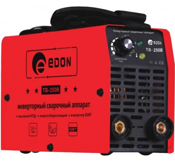 Аппарат сварочный инверторный Edon TB-250B
