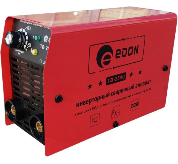 Аппарат сварочный инверторный Edon TB-250C