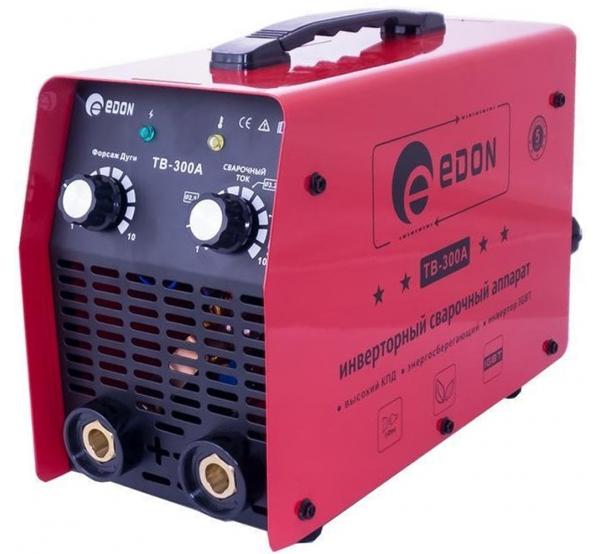 Аппарат сварочный инверторный Edon TB-300A