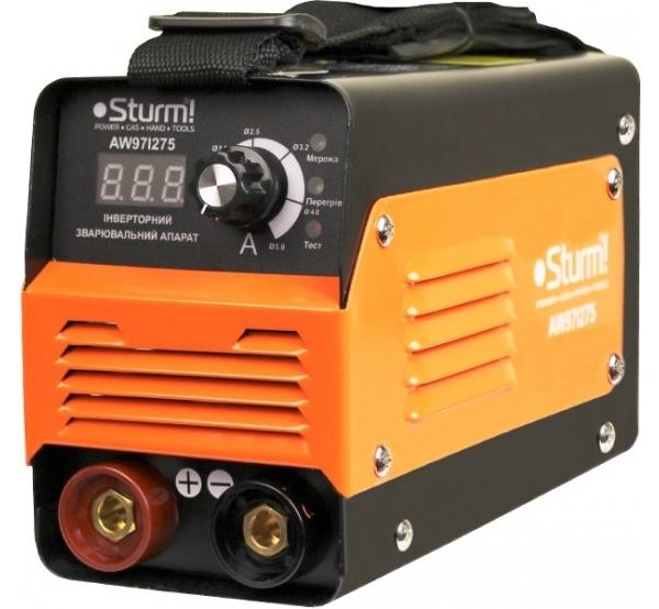 Аппарат сварочный инверторный Sturm AW97I275D