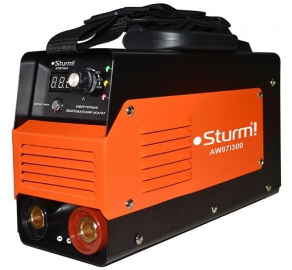 Аппарат сварочный инверторный Sturm AW97I300