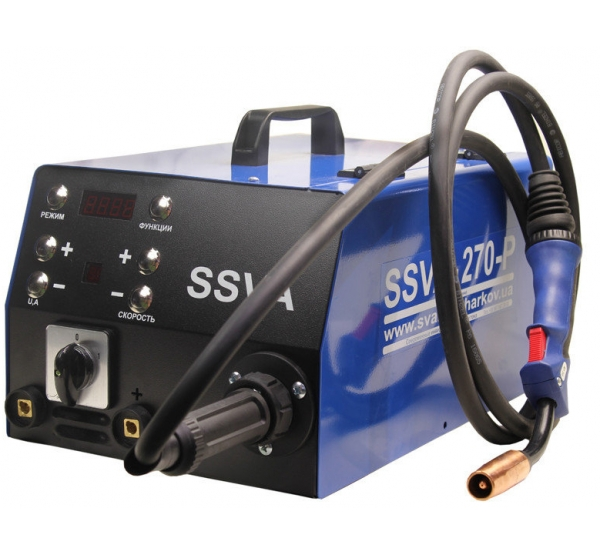 Сварочный полуавтомат SSVA 270-P-RF26 380В