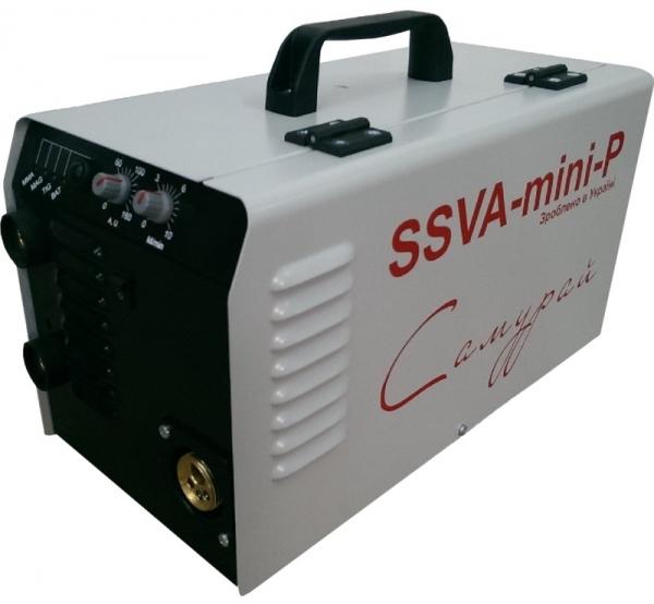 Сварочный полуавтомат SSVA mini-P Самурай-B15