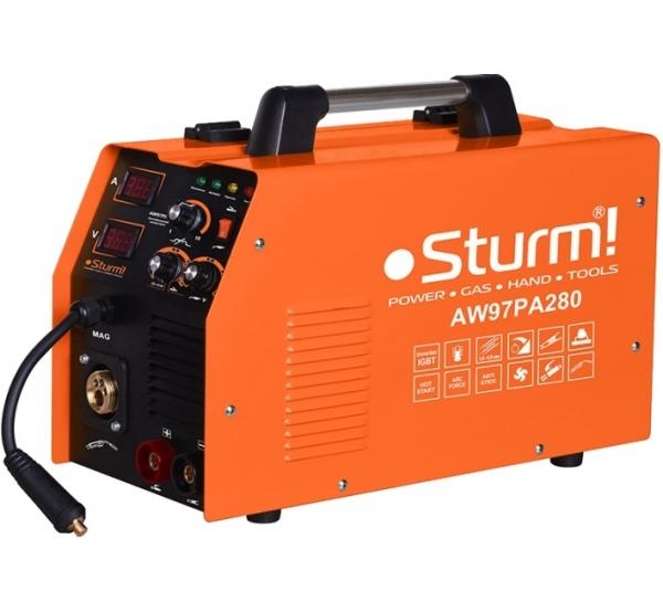 Сварочный полуавтомат Sturm AW97PA280