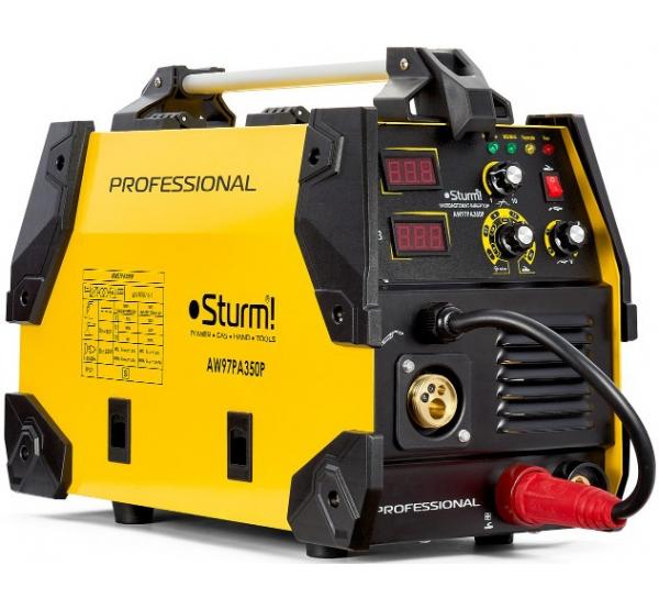 Сварочный полуавтомат Sturm AW97PA350P