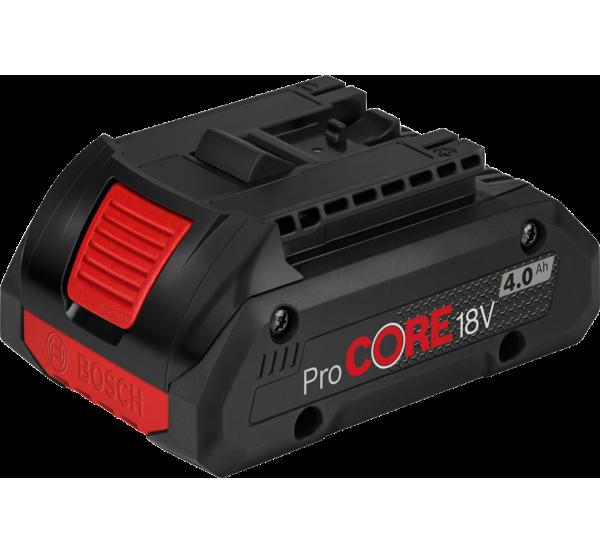 Аккумулятор Bosch ProCORE18V (1600A016GB) 18В 4.0Ач