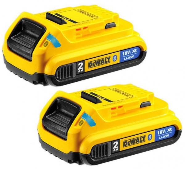 Комплект аккумуляторов DeWALT DCB283B