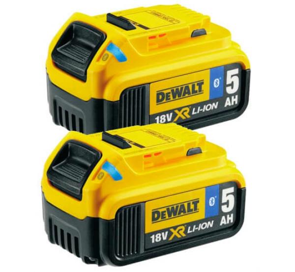 Комплект аккумуляторов DeWALT DCB284B