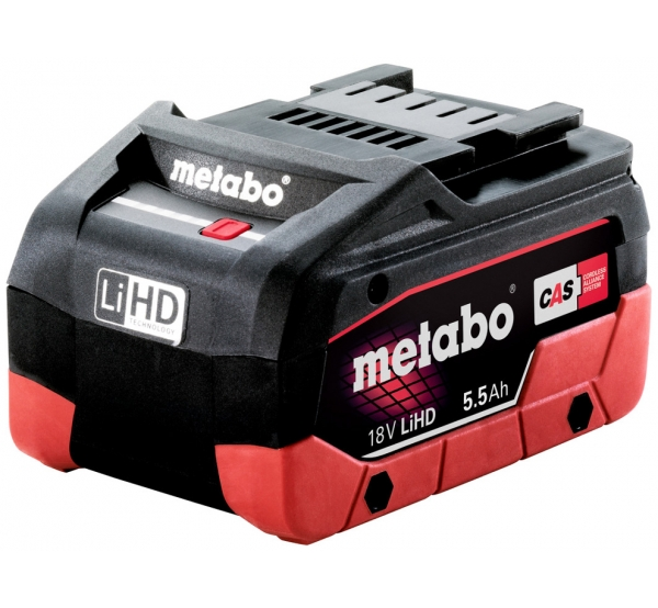 Аккумулятор Metabo Li-HD (625368000)