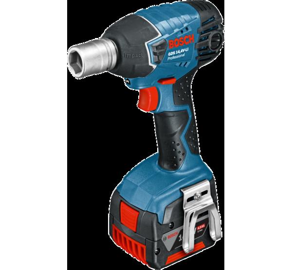 Аккумуляторный гайковерт Bosch GDS 14.4 V-LI (06019A1T06)