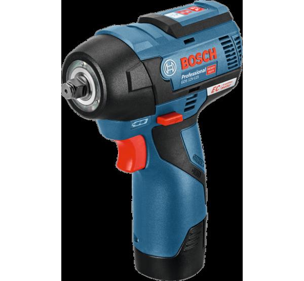 Аккумуляторный гайковерт Bosch GDS 12V-115 (06019E0101)