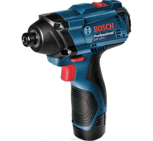 Аккумуляторный гайковерт Bosch GDR 120-LI (06019F0000)